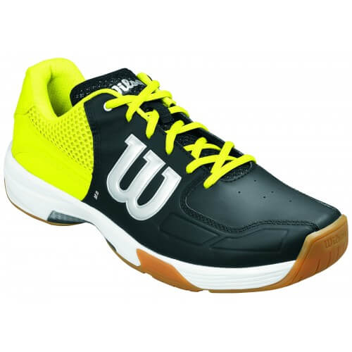 Wilson Recon Black Yellow