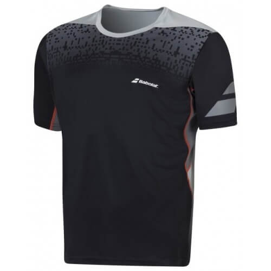 Babolat T-Shirt Crew Neck Men Perf 2016 Black