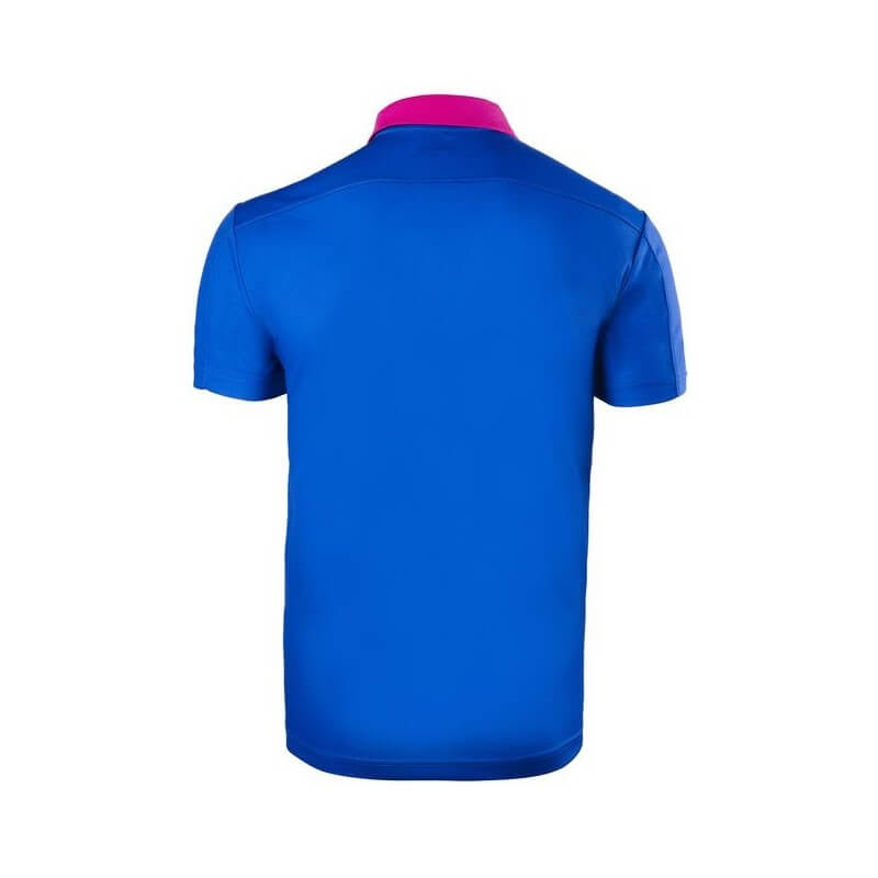 Victor Polo Men 70002 Blue Pink