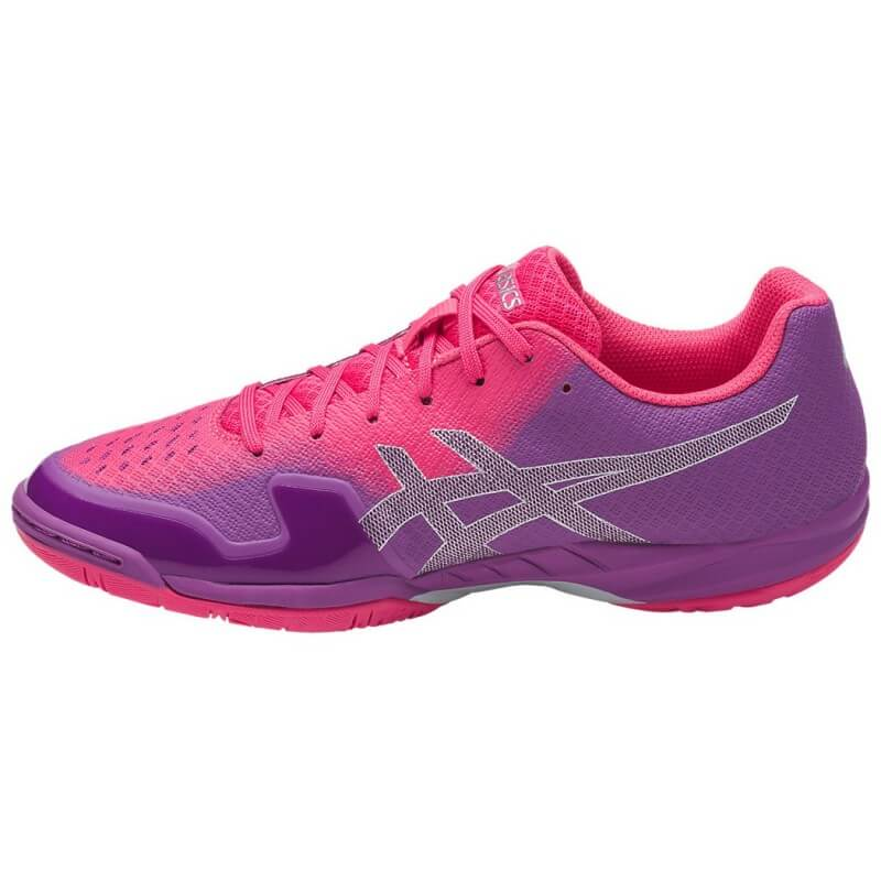 Asics Gel Blade 6 Women Orchid Prune Red