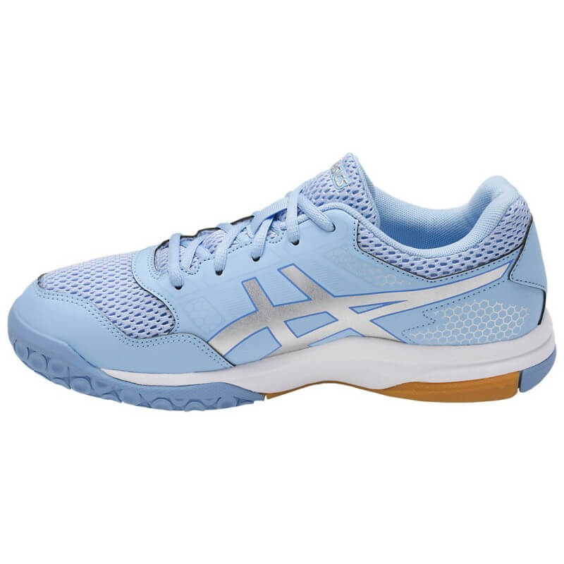 Asics Gel Rocket 8 Women Blue