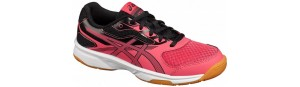 Asics Gel Upcourt Red Grey Black