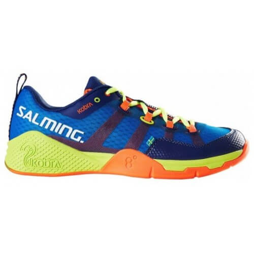 Salming Kobra Men Blue Yellow 2017