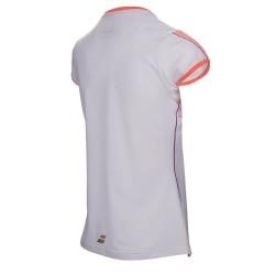 Babolat Cap Sleeve Top Women Blanc
