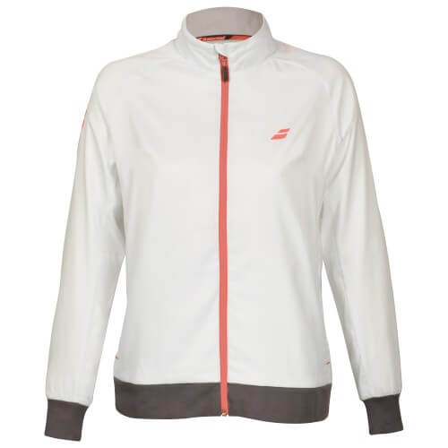 Babolat Jacket Club 18 Women White