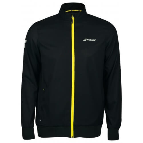 Babolat Jacket Club 18 Men Black