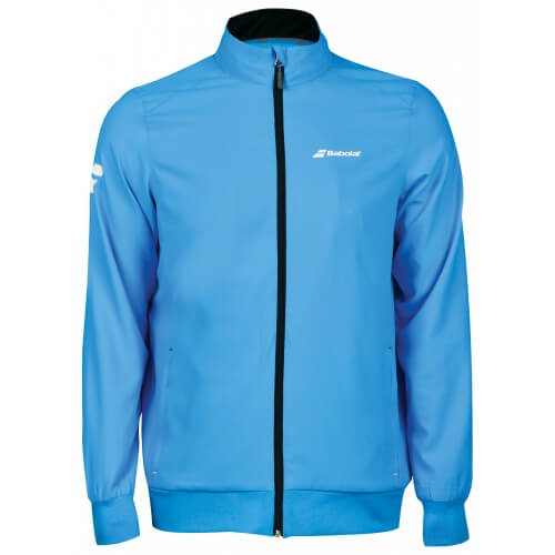 Babolat Jacket Club 18 Men Div A Blue