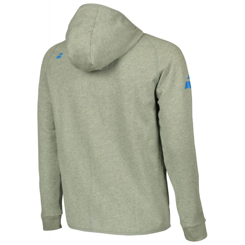 Babolat Hood Sweat Core 2018 B Oy Heather Grey