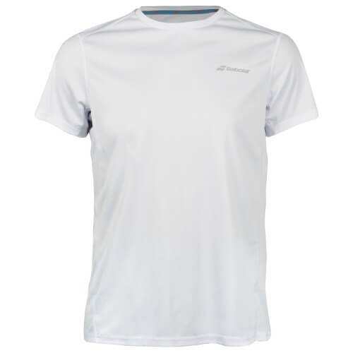 Babolat Flag Core Club Tee 2018 Boy White