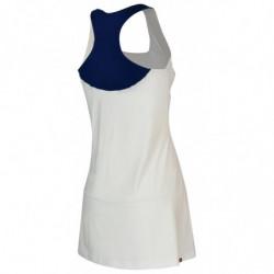 Babolat Racerback Dress Perf 18 Women White Estate Blue