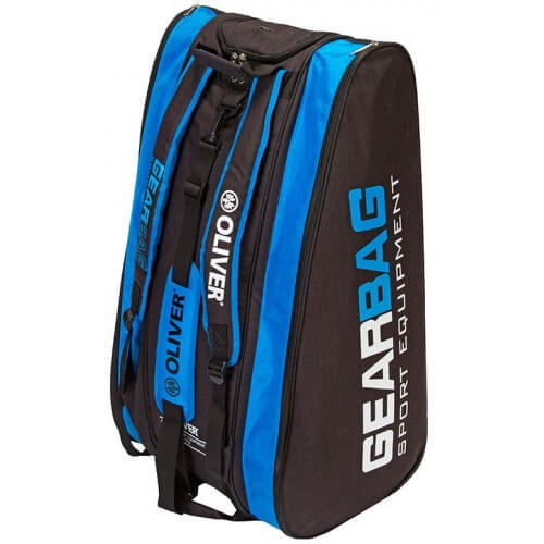 Oliver Gear Bag Black Blue