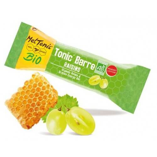 Meltonic Tonic Barre Raisins Bio