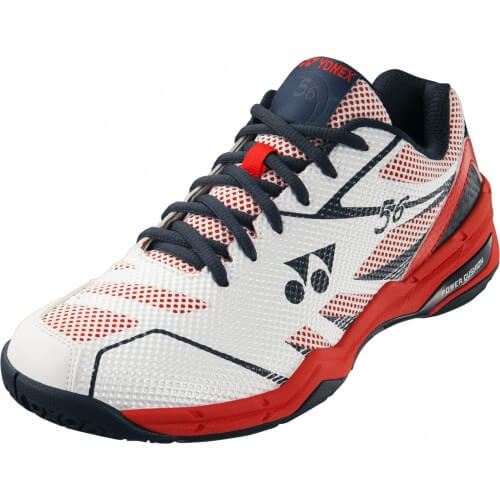 Yonex PC 56 Men White Red