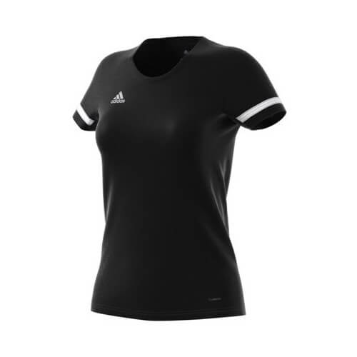 Adidas T-shirt Team Women Black