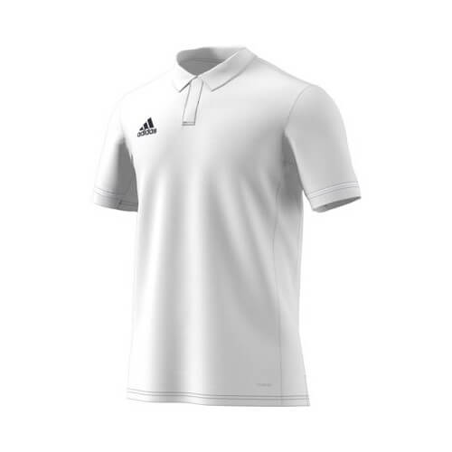 Adidas Polo Team Men White