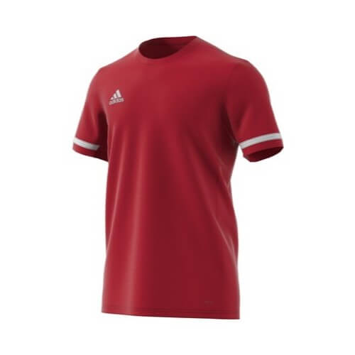 Adidas T-shirt Team Men Red