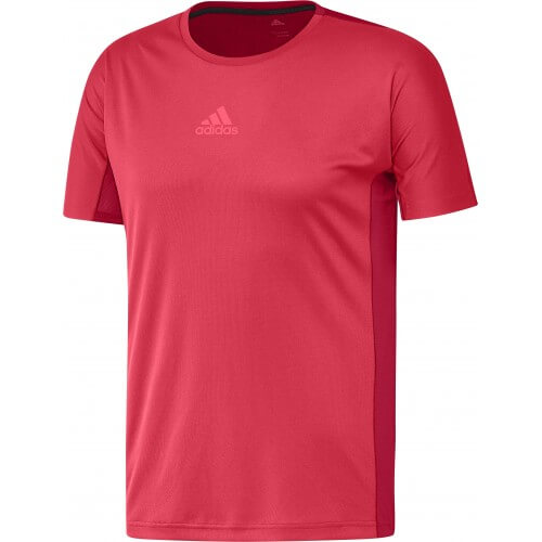 Adidas Club Tee Men Red