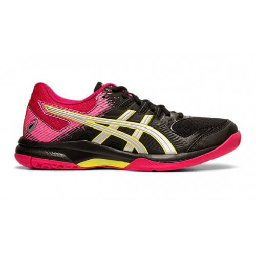 Asics Gel Rocket 9 Women Black Silver