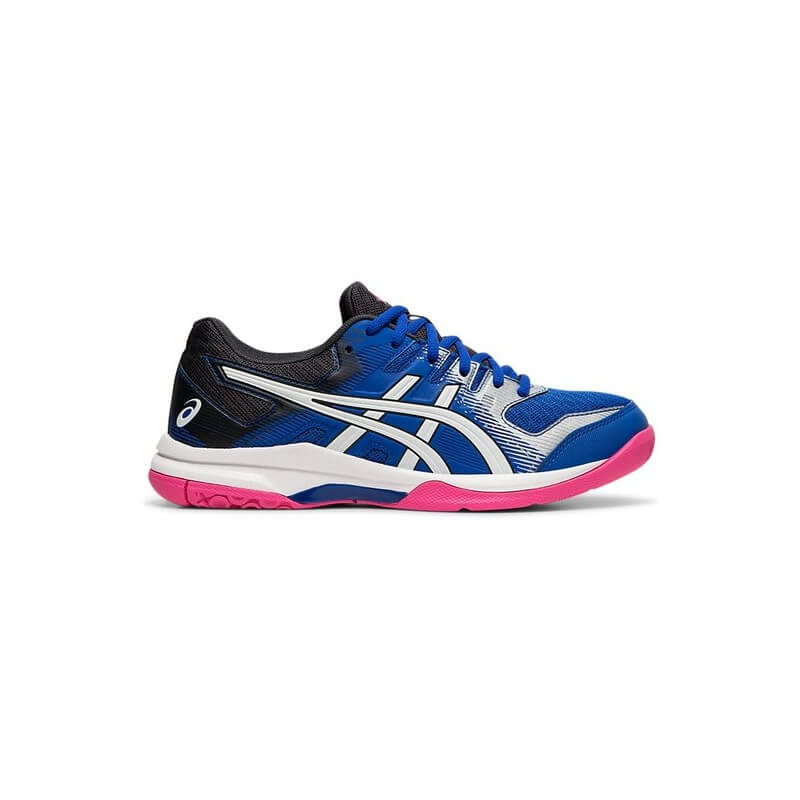 Asics Gel Rocket 9 Women Blue White