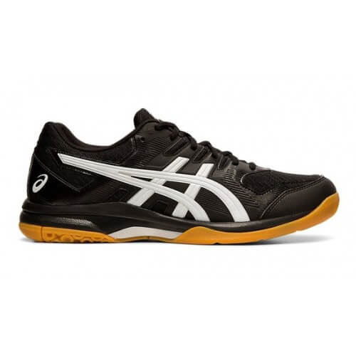 Asics Gel Rocket 9 Men Black White