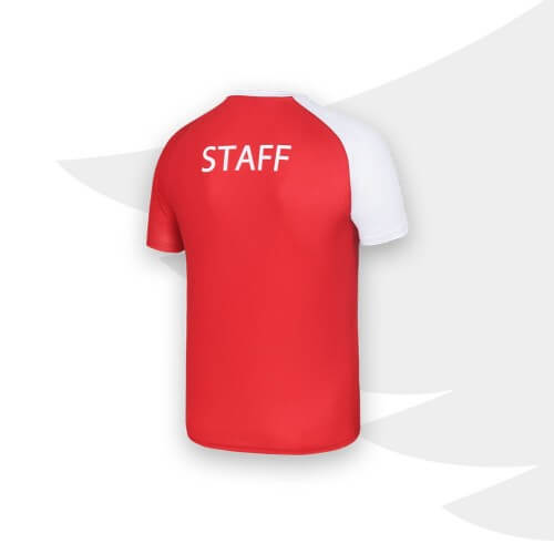 Qetzal Maillot Staff Red