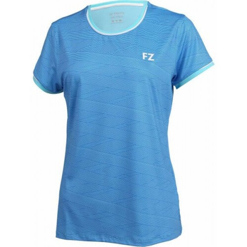 Forza Hayle Tee Women Blue Fish