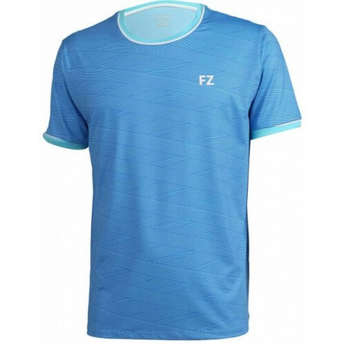 Forza Haywood Tee Men Blue Fish