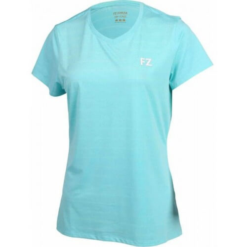 Forza Hanoi Tee Women Blue Fish