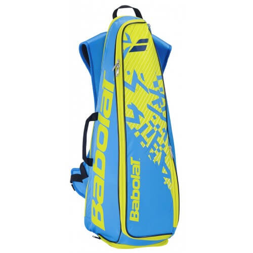 Babolat Backracq 8 Blue Yellow Lime