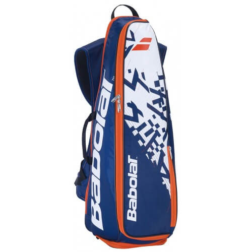 Babolat Backracq 8 Navy Blue White