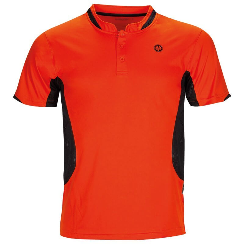 Oliver Polo Palma Men Orange