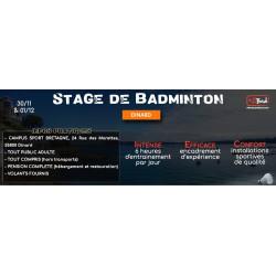Stage Dinard 30 Novembre et 1er Décembre 2019