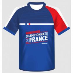 Babolat Maillot Officiel Junior Championnats De France 2020