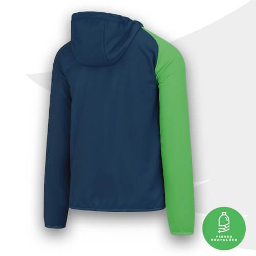 Qetzal Veste Competition Men Green