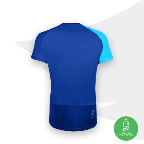 Qetzal Maillot Competition Men Blue