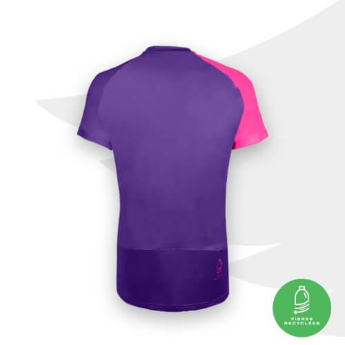 Qetzal Maillot Competition Men Violet