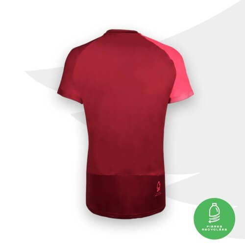 Qetzal Maillot Competition Men Red