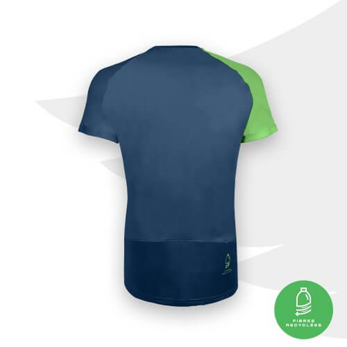 Qetzal Maillot Competition Men Green