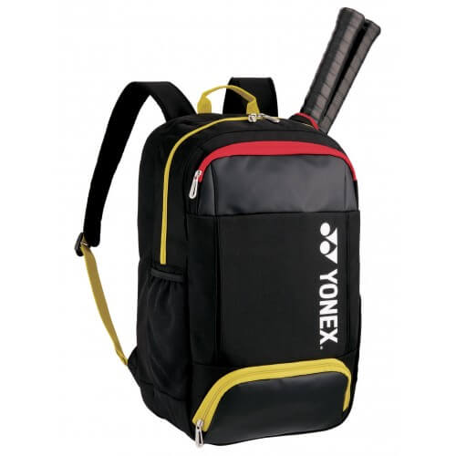 Yonex Active Backpack S Black Yellow