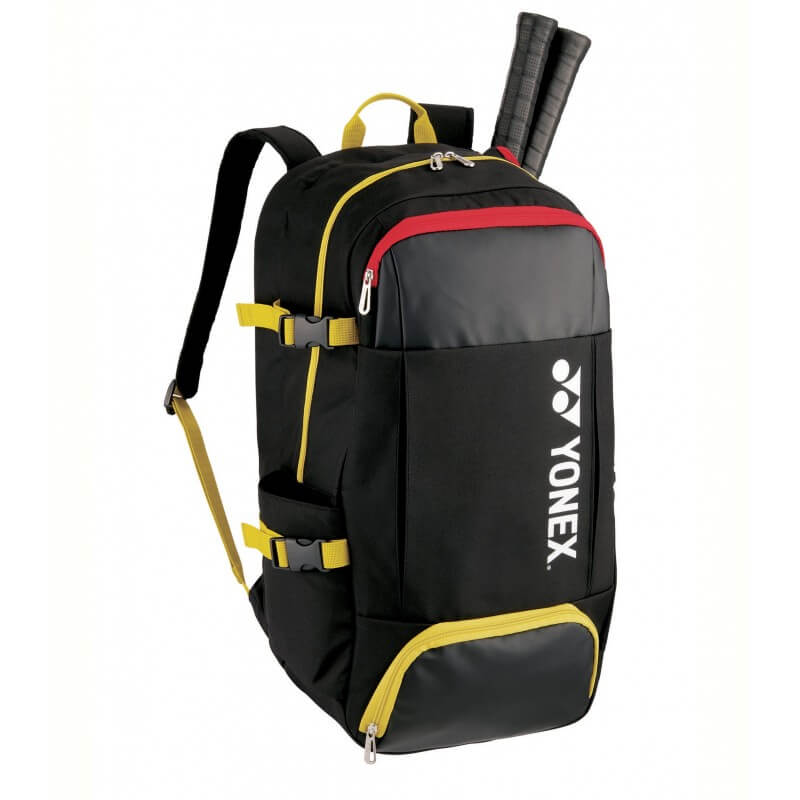 Yonex Active Backpack L Black Yellow