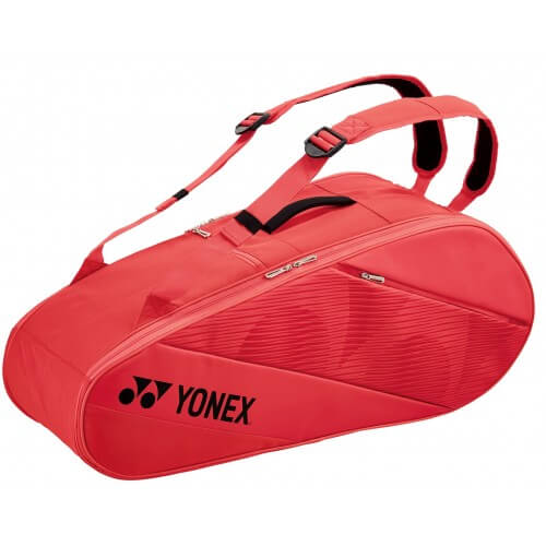 Yonex Active Racket Bag 82026 X6 Bright Red