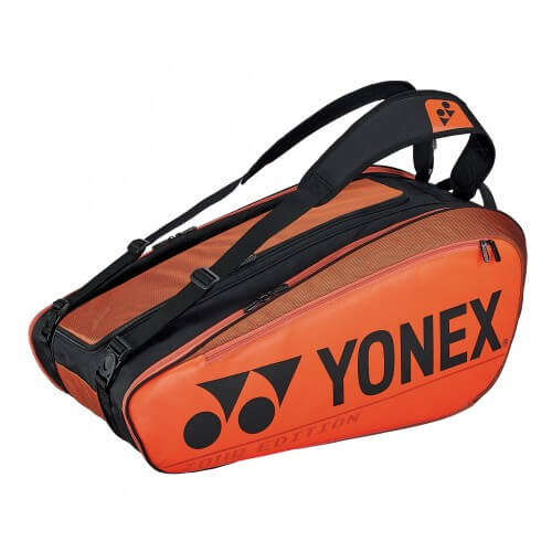 Yonex Pro Racket Bag X9 Copper Orange