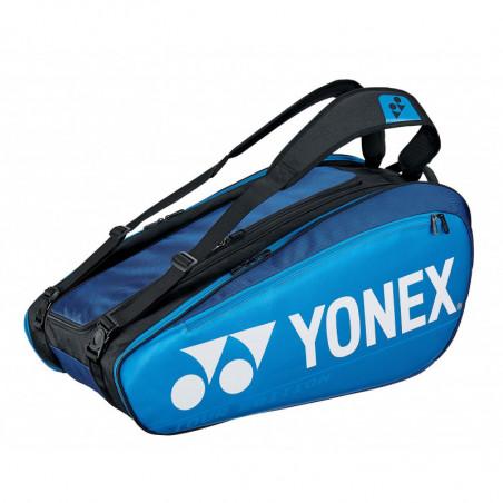Yonex Pro Racket Bag 92029 X9 Deep Blue