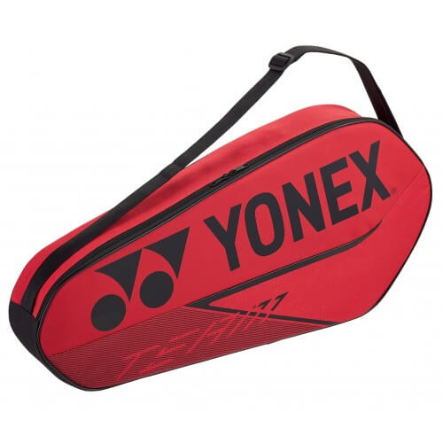 Yonex Team Racket Bag X3 Red