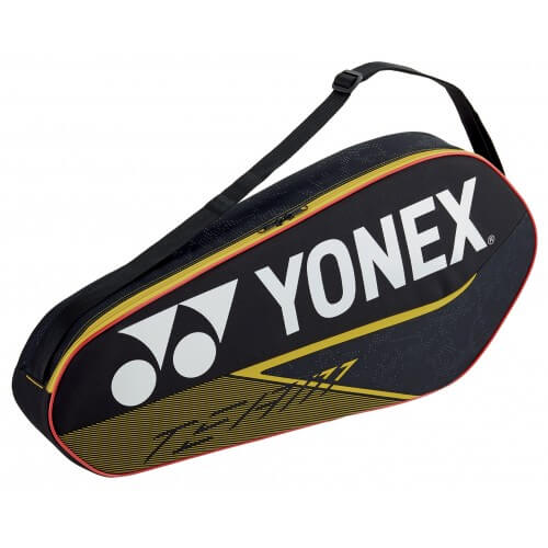Yonex Team Racket Bag X3 Black Yellow