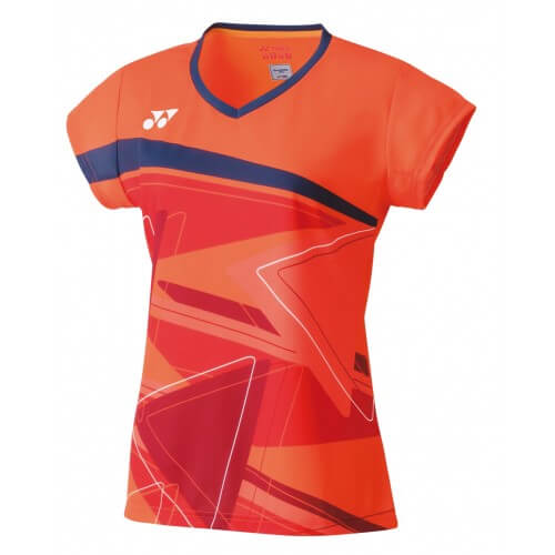 Yonex Crew Neck 20521 Flash Red