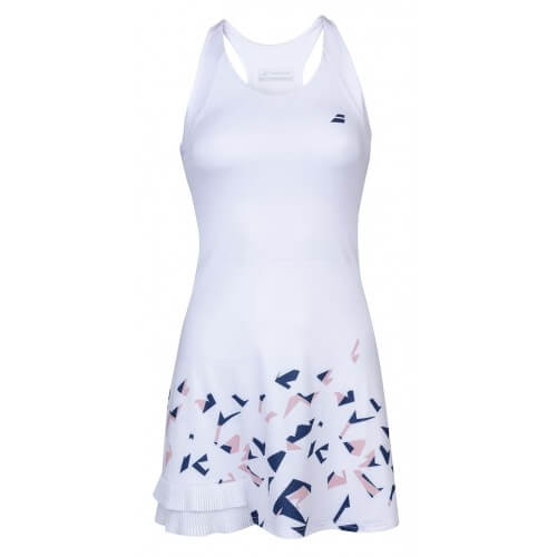 Babolat Compete Dress White Estate Blue