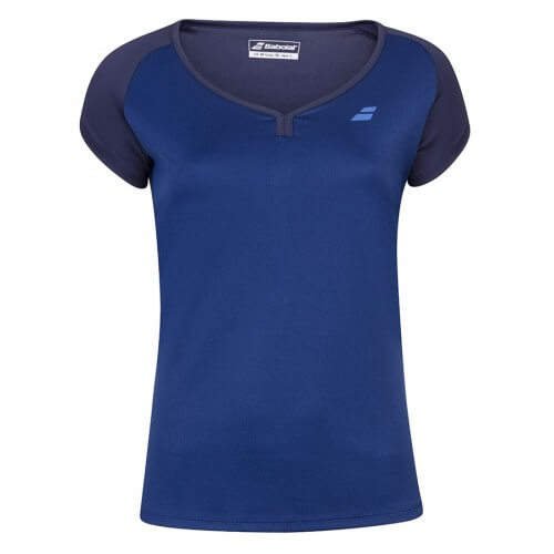 Babolat Cap Sleeve Play Women Estate Blue