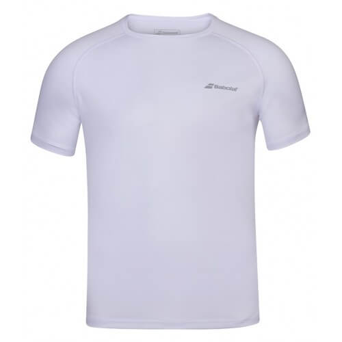 Babolat Crew Neck Play Men White
