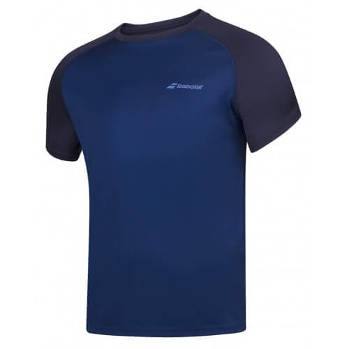 Babolat Crew Neck Play Men Estate Blue